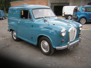Picture of 1963 Austin a 35 van av8