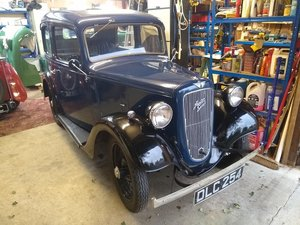 Picture of 1936 Austin 7 Ruby For Auction 29th/30th October