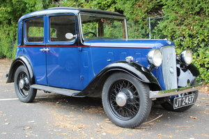 Picture of Austin 10 1935 - To be auctioned 30-10-20