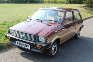 Austin Metro City 1983 - To be auctioned 30-10-20