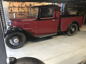 1934 Austin pick up running and driving For Sale