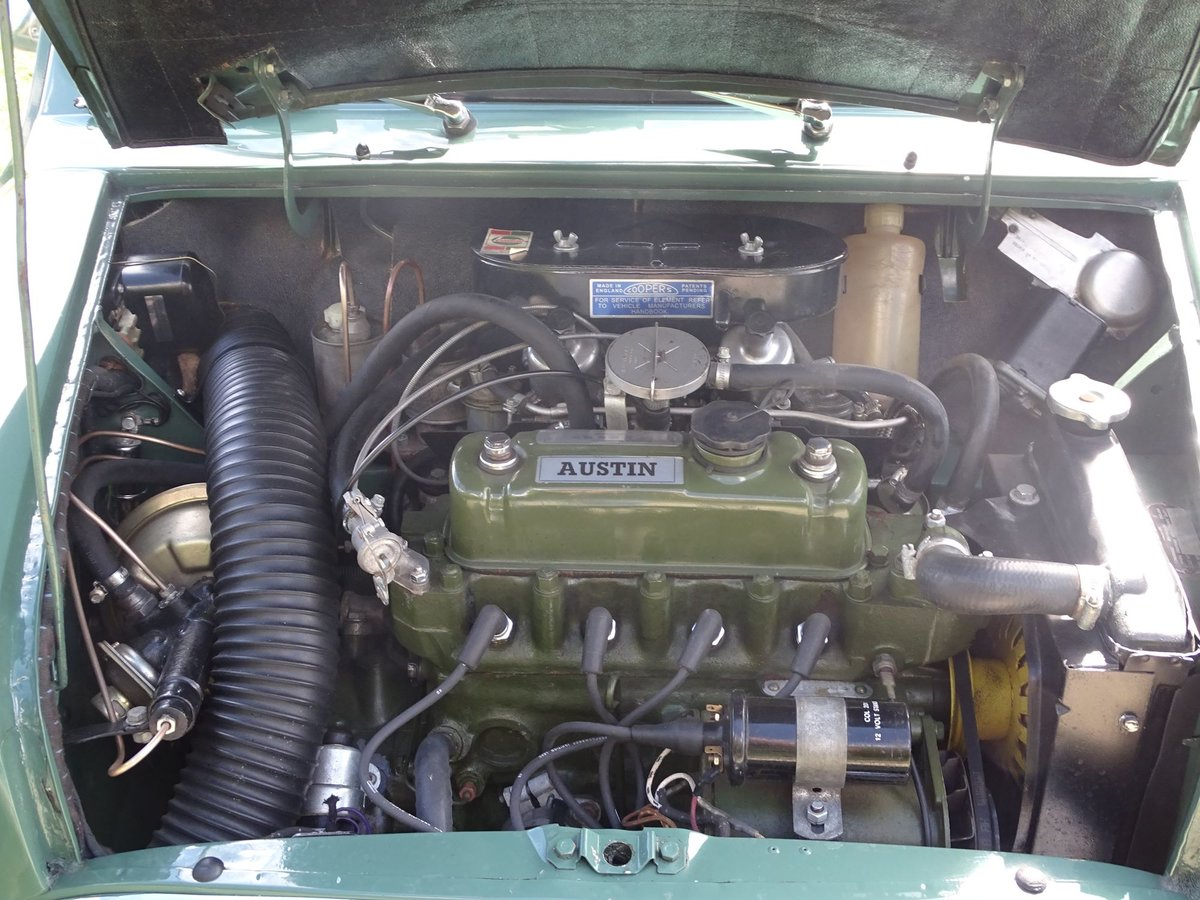 1965 Austin COOPER For Sale (picture 1 of 6)