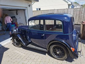 Picture of 1936 Austin 7 Ruby  SOLD