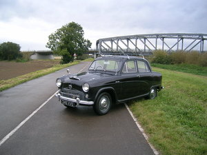 Picture of 1956 Austin A50 Cambridge Historic Vehicle  For Sale