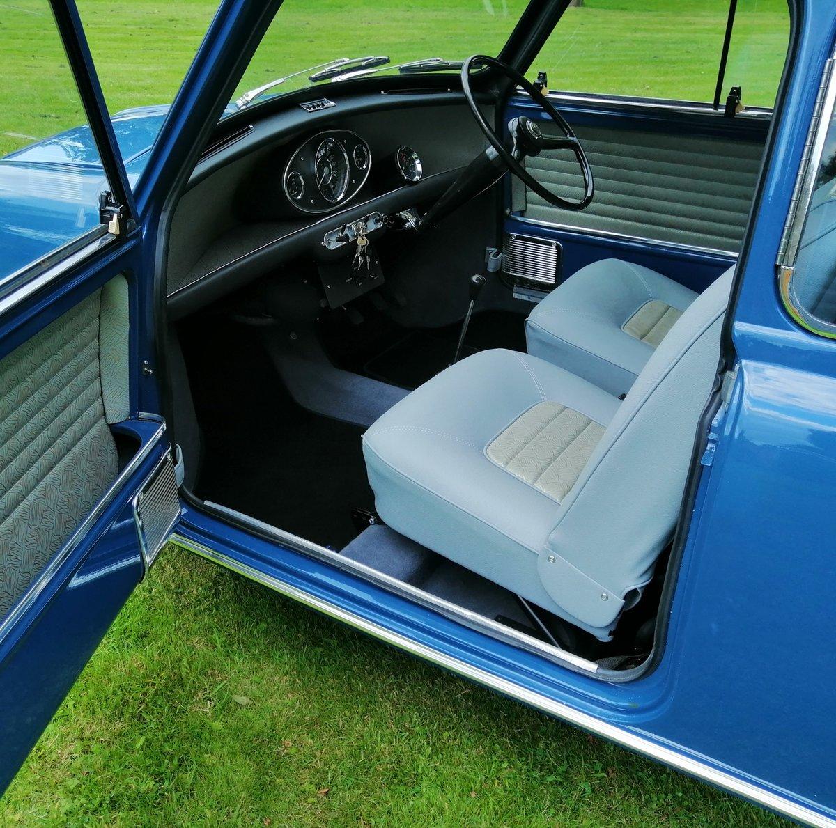 1967 Austin mini cooper s mk1 1275cc For Sale (picture 3 of 6)