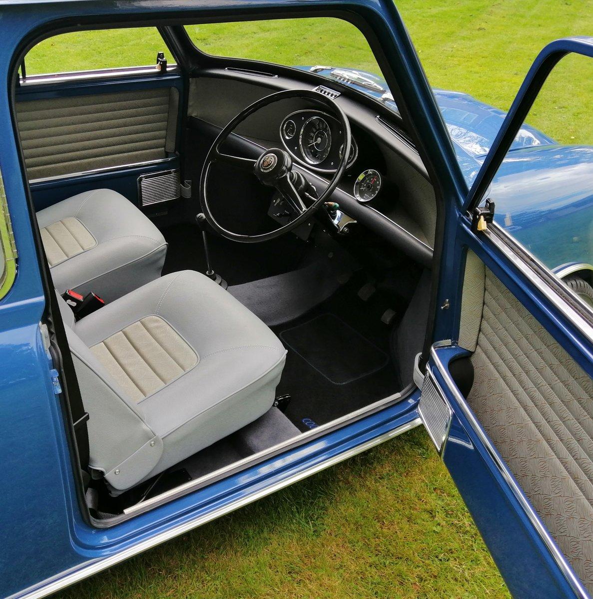 1967 Austin mini cooper s mk1 1275cc For Sale (picture 4 of 6)