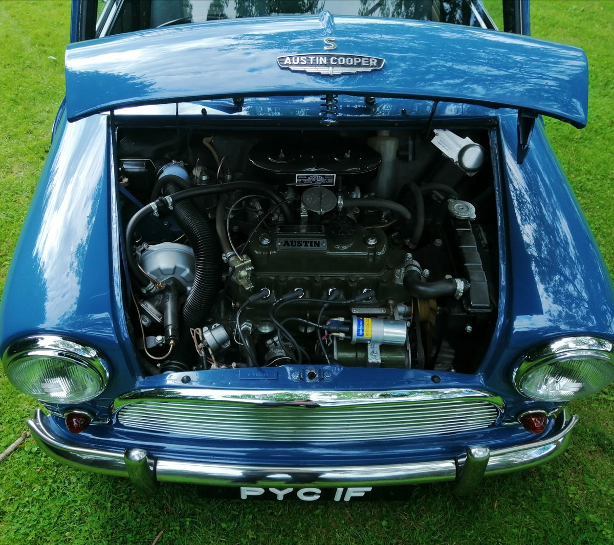 1967 Austin mini cooper s mk1 1275cc For Sale (picture 5 of 6)
