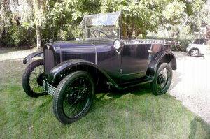 1927 Austin Chummy