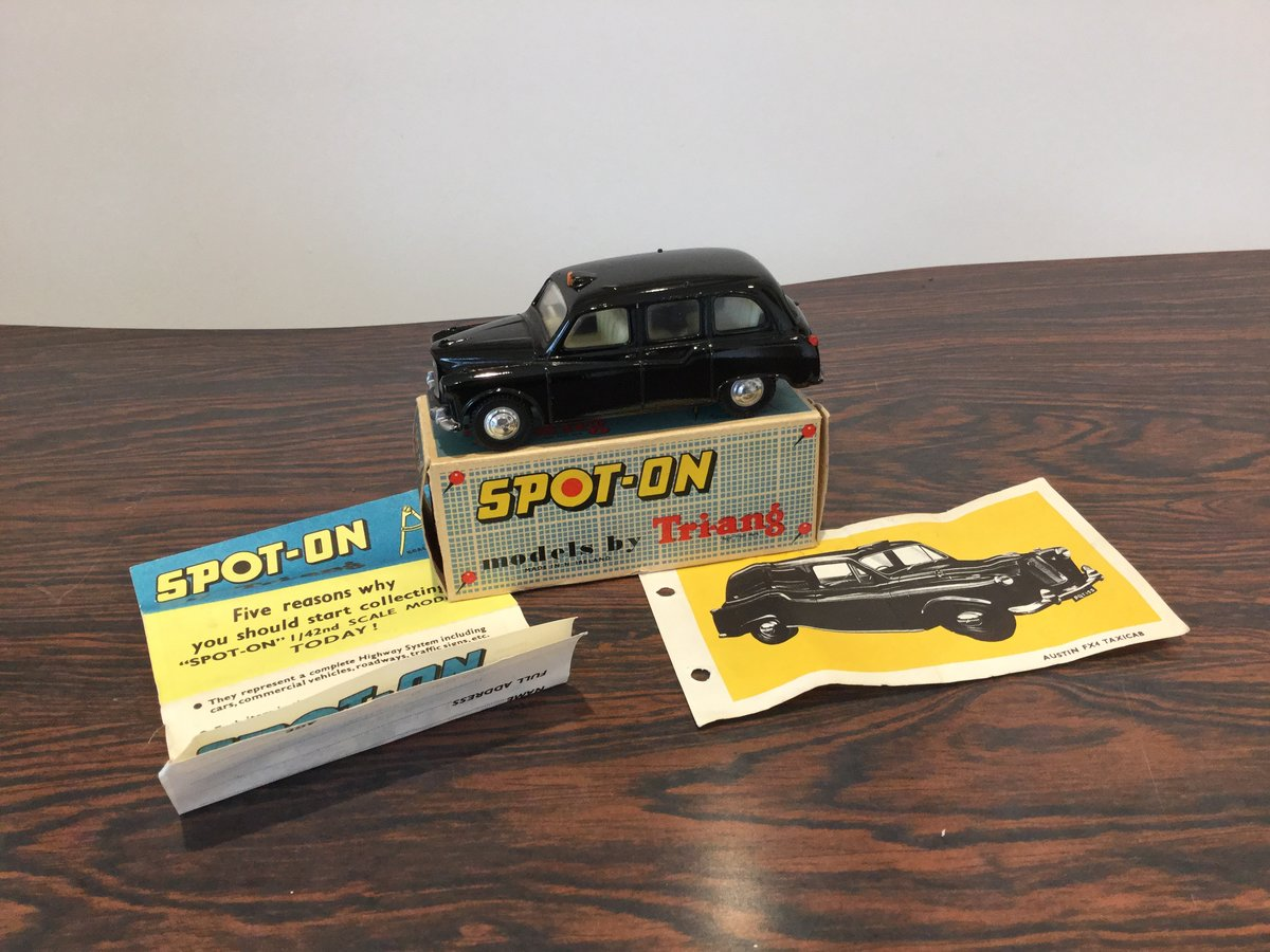 Spot on Austin fx4 taxi For Sale (picture 2 of 6)