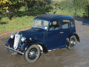 Picture of 1937 Austin Big Seven SOLD