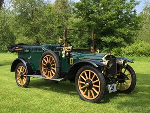 Picture of 1913 Austin 10/12 Vitesse Phaeton