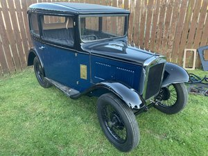 Picture of 1932 Austin 7 box saloon
