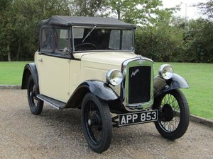 Picture of 1934 Austin Seven at ACA 7th November  For Sale by Auction