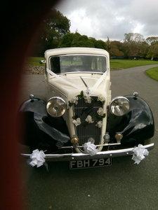 Picture of 1938 Austin Windsor - nice wedding car