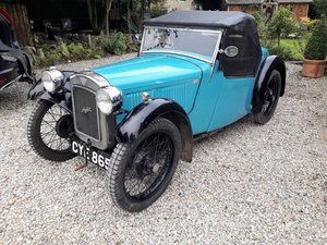 Picture of 1936 Austin Seven Nippy Sports