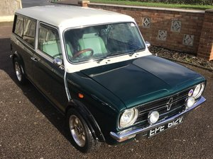 Picture of 1979 Austin Morris Mini Clubman at ACA 7th November  SOLD by Auction