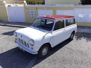 Picture of 1967 Austin Mini Van 850 mk1