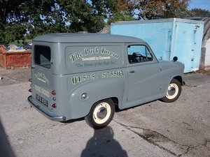 Picture of 1963 Austin a35 van