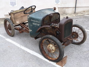 1927 Austin Seven Chummy project