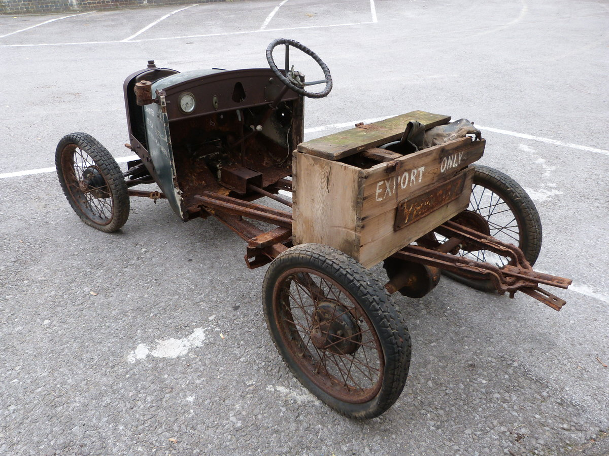 1927 Austin Seven Chummy project SOLD by Auction (picture 2 of 6)