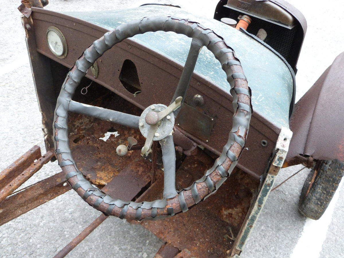 1927 Austin Seven Chummy project SOLD by Auction (picture 3 of 6)