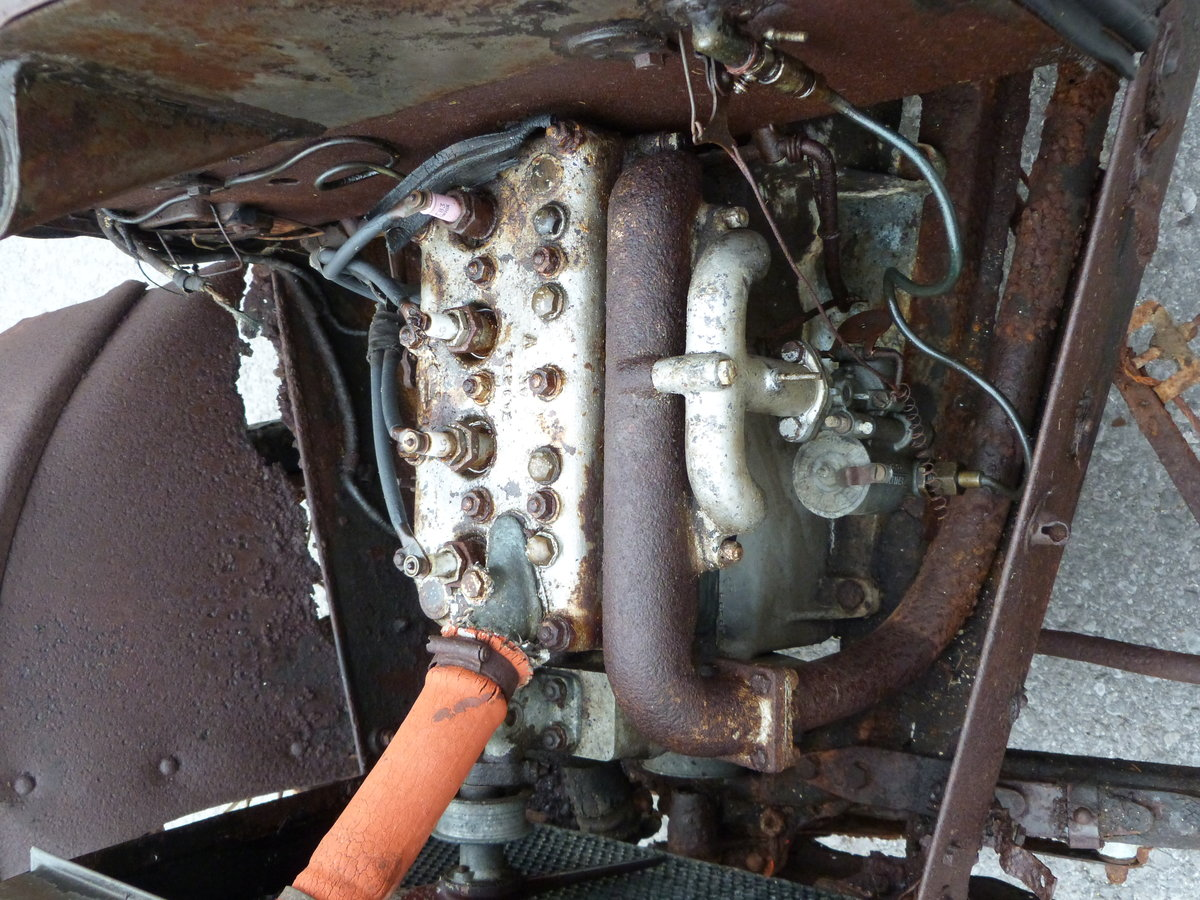 1927 Austin Seven Chummy project SOLD by Auction (picture 5 of 6)