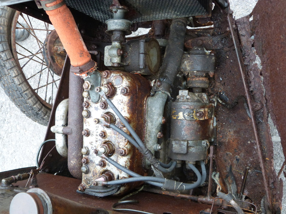 1927 Austin Seven Chummy project SOLD by Auction (picture 6 of 6)