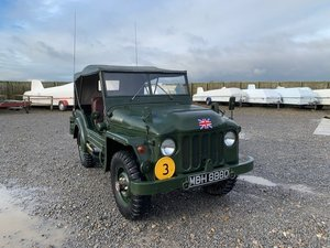 Picture of 1966 Austin® Champ *MOT and Tax Exempt* (MBH) For Sale