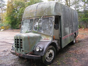 Picture of 1966  Austin 'Noddy' Van For Restoration