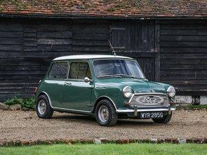 Picture of 1969 Austin Mini Cooper Mk II