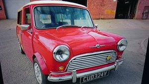 Picture of 1980 'Woody' Morris Mini-Minor Clubman