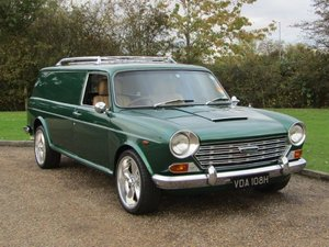 1970 Austin 1800 UTE/Panel Van at ACA 7th November