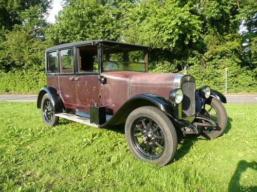 Austin 12/4 windsor (heavy)  Registered 1928 SOLD (picture 1 of 6)