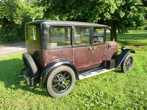 Austin 12/4 windsor (heavy)  Registered 1928 SOLD (picture 2 of 6)