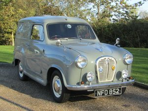 Picture of 1961 Austin A35 Light van at ACA 7th November