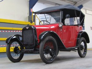 Picture of 1925 Austin Seven Chummy at ACA 7th November