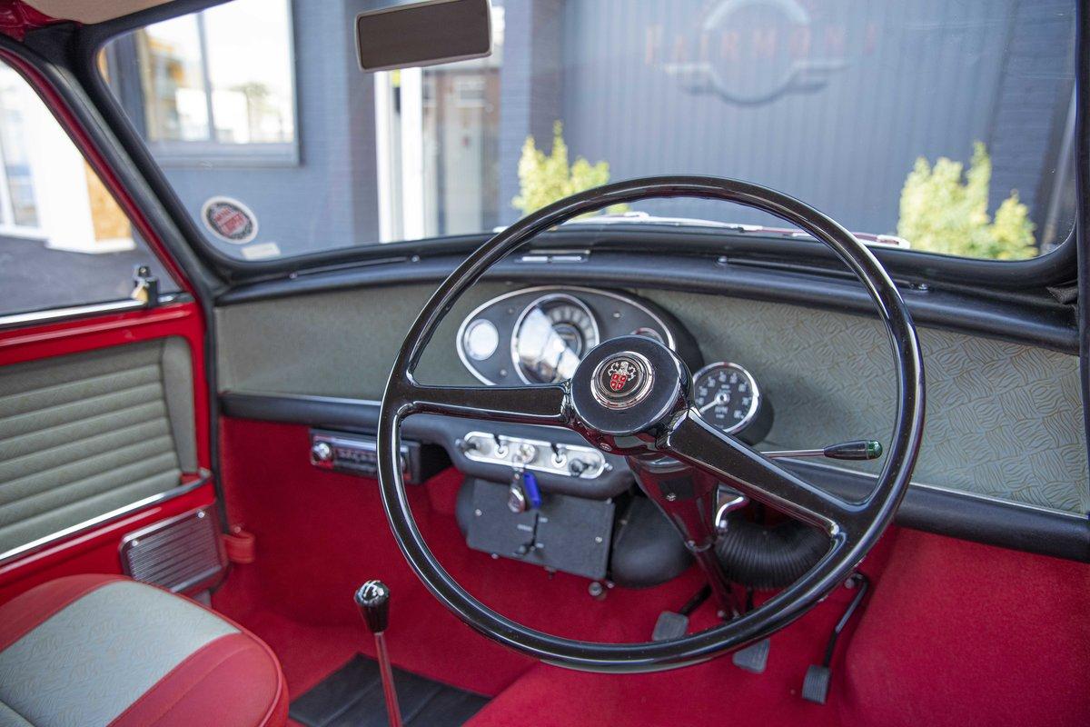 1966 Stunning Austin Mini Cooper S MK1 For Sale (picture 4 of 14)
