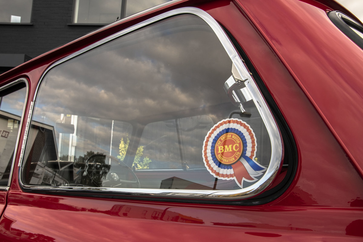 1966 Stunning Austin Mini Cooper S MK1 For Sale (picture 9 of 14)