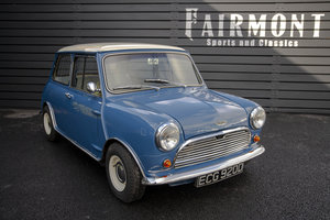 Picture of 1966 Austin Mini Cooper Island Blue