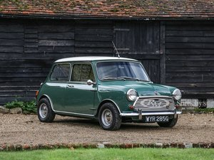 Picture of 1969 Austin Mini Cooper Mk II  For Sale by Auction