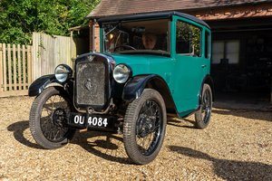 NOT another Chummy! Alloy bodied RK saloon