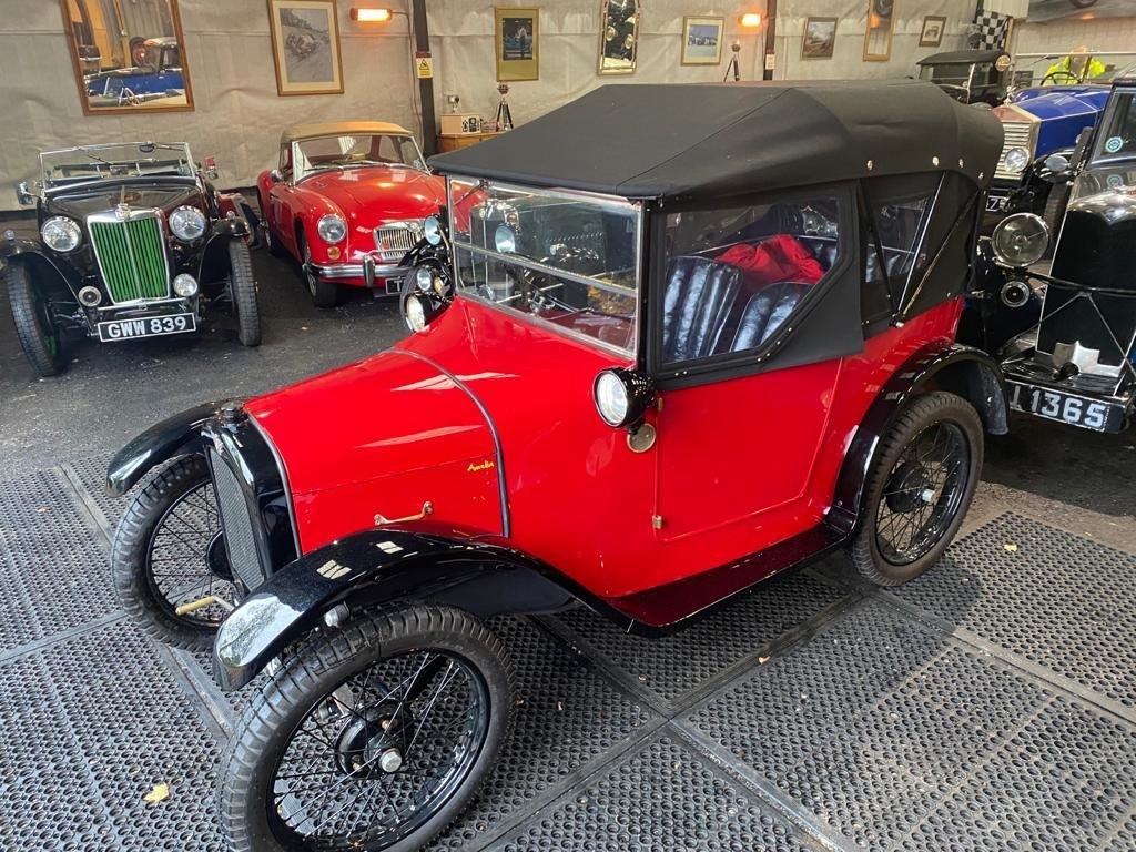 1925 Austin Seven 'Pram-hood' Chummy - Best Available For Sale (picture 1 of 19)