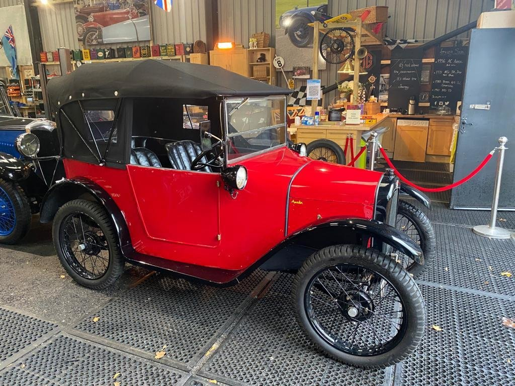 1925 Austin Seven 'Pram-hood' Chummy - Best Available For Sale (picture 2 of 19)