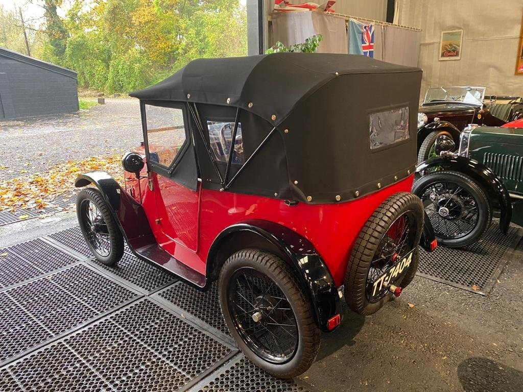1925 Austin Seven 'Pram-hood' Chummy - Best Available For Sale (picture 3 of 19)