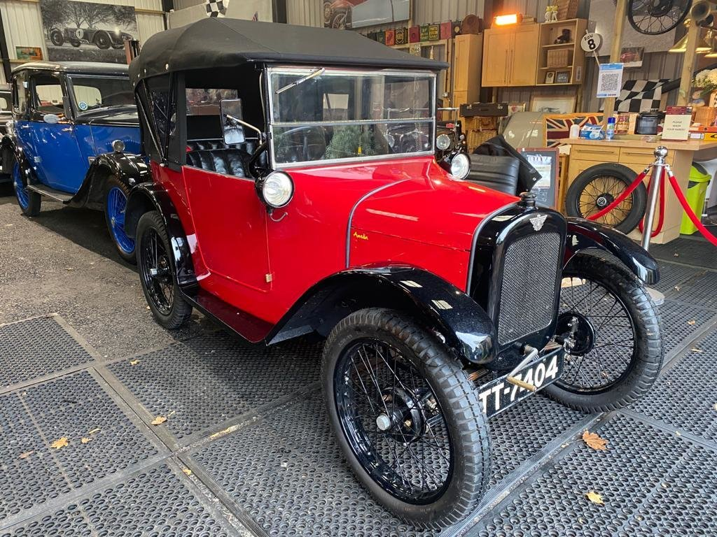 1925 Austin Seven 'Pram-hood' Chummy - Best Available For Sale (picture 4 of 19)