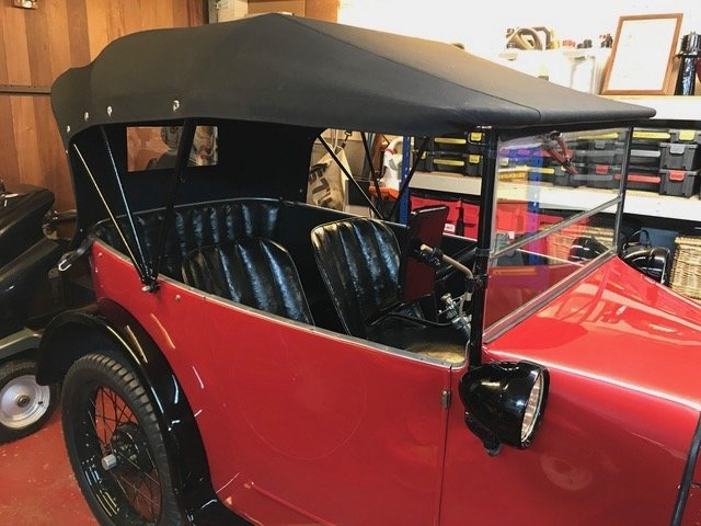 1925 Austin Seven 'Pram-hood' Chummy - Best Available For Sale (picture 6 of 19)