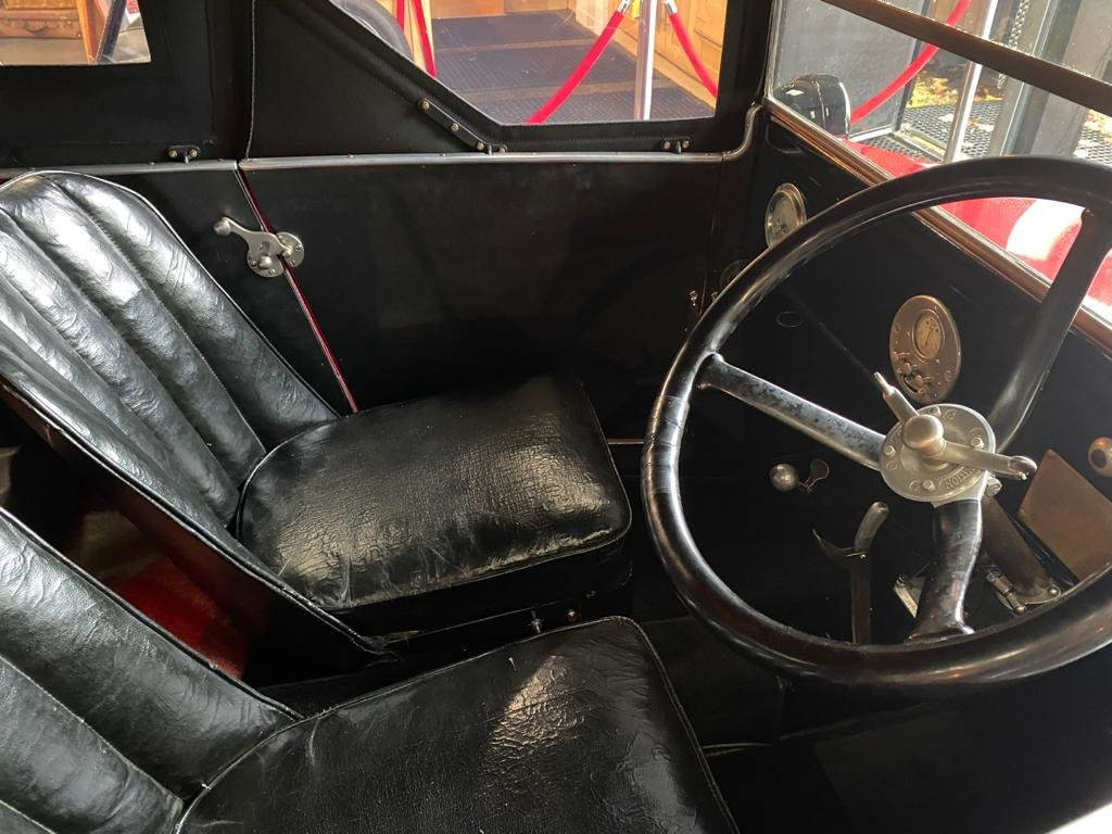 1925 Austin Seven 'Pram-hood' Chummy - Best Available For Sale (picture 10 of 19)