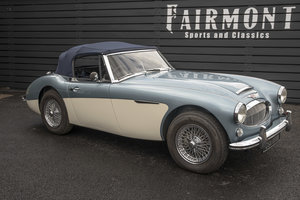 Picture of 1964 Healey 3000 MKIII BJ8 Phase II
