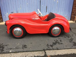 AUSTIN J40 PEDAL CAR very early 1949 CAR