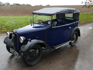 Picture of 1935 Austin Seven AAK Tourer SOLD